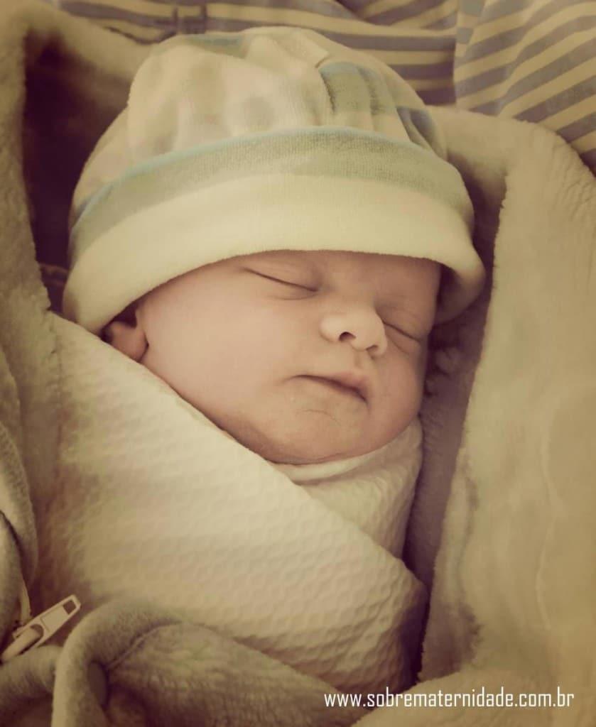 O Primeiro Mês de um Bebê