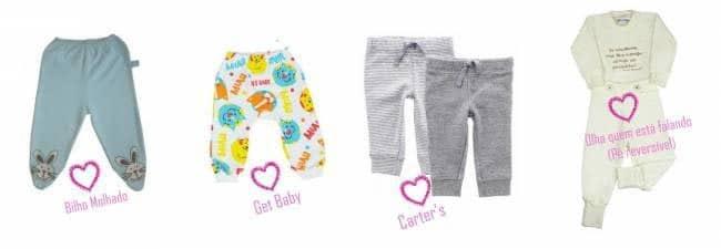 Iniciando e Montando o Enxoval de Bebê (Parte I)