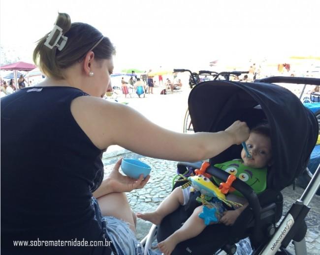 Viajando com Bebê