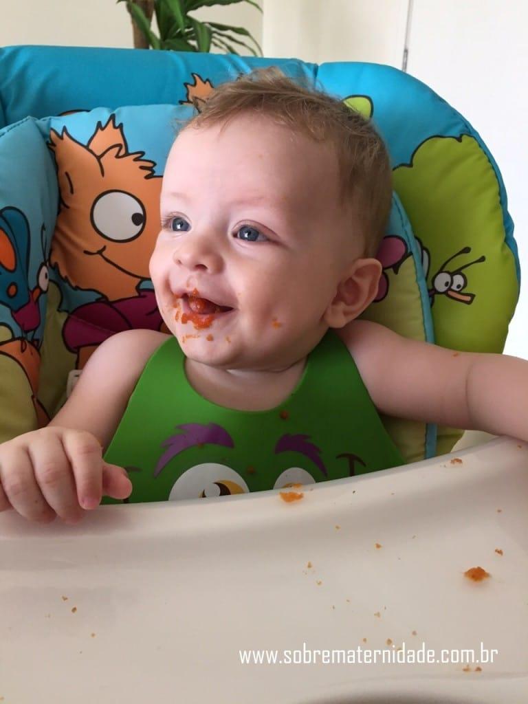 Alimentos Sólidos na Dieta do Bebê