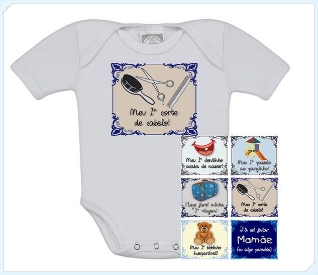 Roupas legais para bebê