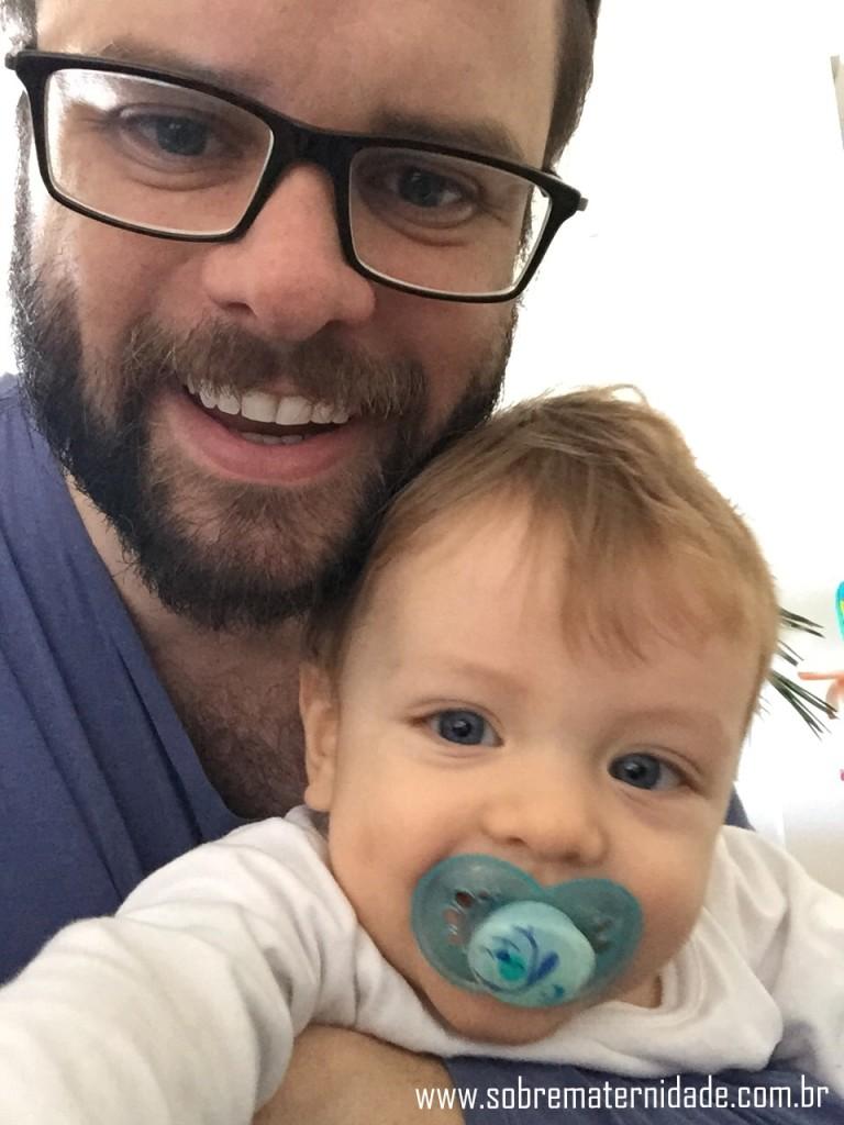 Relatos de um pai de primeira viagem!
