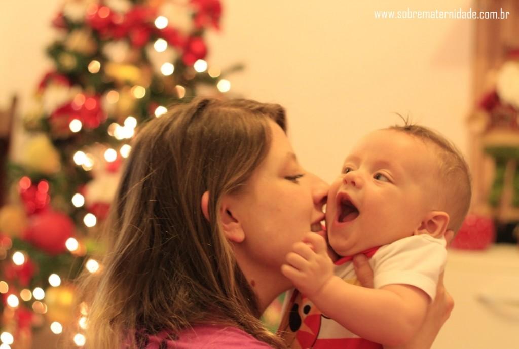 O primeiro ano de uma mãe e de um filho!