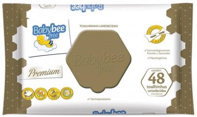Teste de Lenços Umedecidos: BabyBee Free