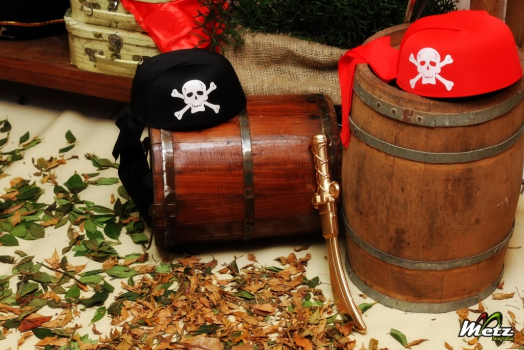 foto detalhe pirata