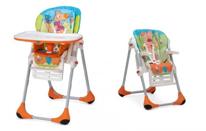 Eu testei: Cadeira de alimentação Chicco Polly 2 em 1