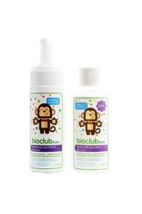 produtos de limpeza especiais para bebês