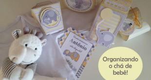 Organizando o chá de bebê: Preparativos, decoração e dicas!