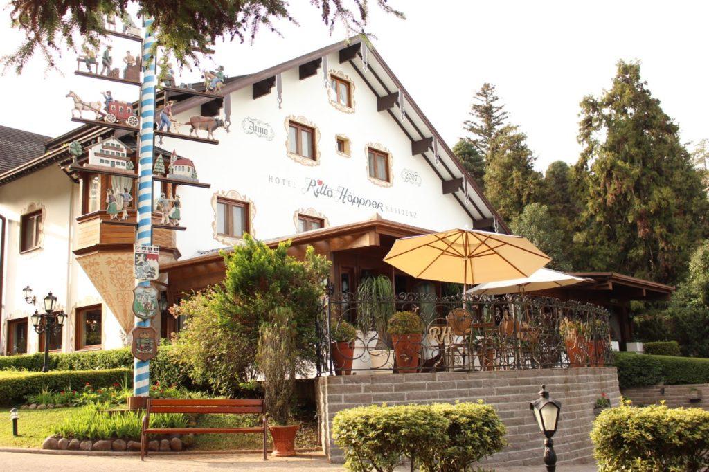 Melhor hotel de Gramado Ritta Hoppner