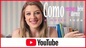 Canal Youtube Sobre Maternidade com Ana Paula Colli