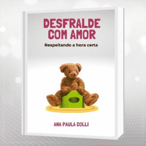 Livro Desfralde com Amor